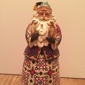 Jim Shore Santa